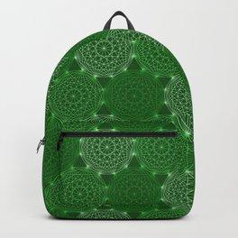 Op Art 45 Backpack