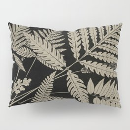New England Ferns Pillow Sham