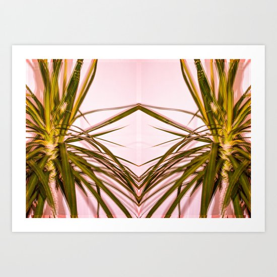 Psychotropical Art Print