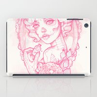 drink iPad Cases featuring Drink Me by Satangelica