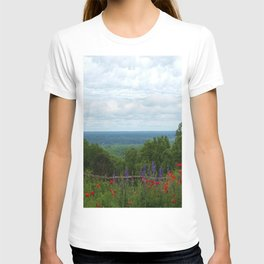 View from Monticello T-shirt
