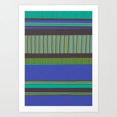 Osha Art Print