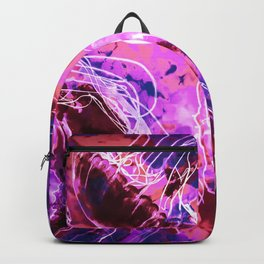 Jellyfish flow Backpack