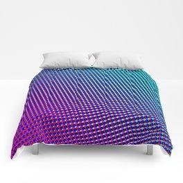 80's grade purple Comforters