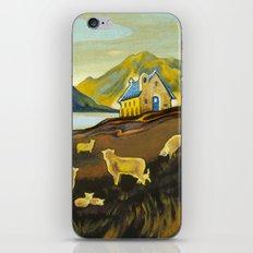 The Good Shepherd, Lake Tekapo iPhone & iPod Skin