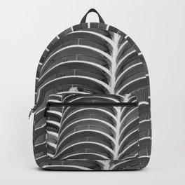 Layers, Marina Towers Backpack
