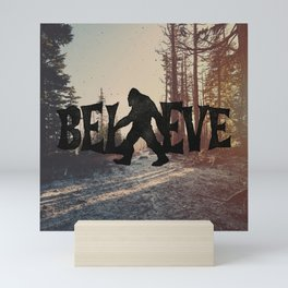 Believe Mini Art Print
