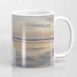 Beach with No Beginning  -   No End Coffee Mug