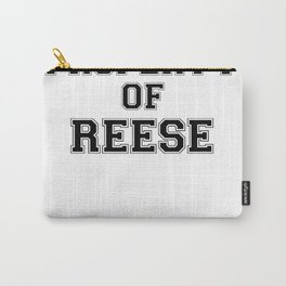 Property of REESE Carry-All Pouch