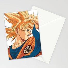 DBZ - Goku Stationery Cards