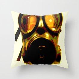 Breathe... Throw Pillow