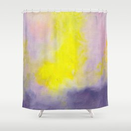 Spirit Plane I: Take My Hand Shower Curtain