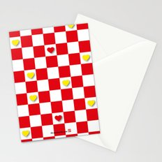I'll waiting for you. Stationery Cards