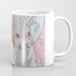 Blue Moon Jackalope Coffee Mug