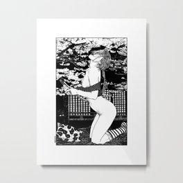 asc 495 - Le sacre du printemps (The spring cut) Metal Print