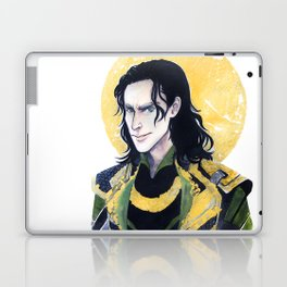 Loki of Asgard Laptop & iPad Skin