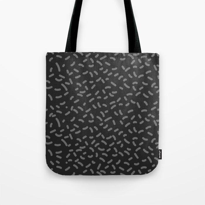 Black series 001 Tote Bag