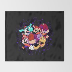 Happy Together Throw Blanket