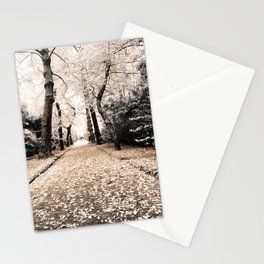 Terra Nostra Park Stationery Cards
