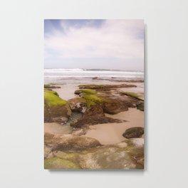 Ocean is calling Metal Print