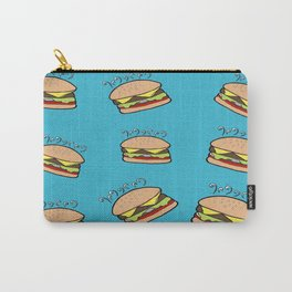 Madame Burger Carry-All Pouch