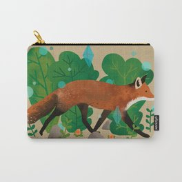 Magical Forest Carry-All Pouch