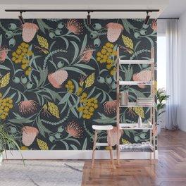 Flora Australis Wall Mural