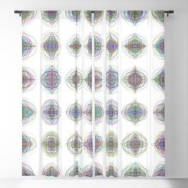 6x6 008 - gallery of modern gyroscopes Blackout Curtain