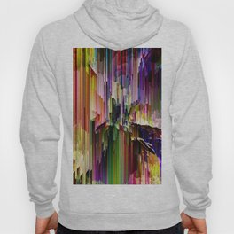 Colorful rain bn Hoody