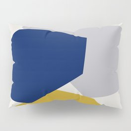 Abstraction_SHAPES_003 Pillow Sham
