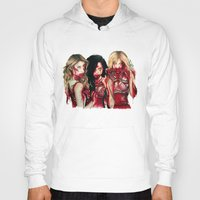 glee Hoodies featuring unholiest by marziiporn