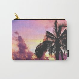 Saltwater Sunsets Carry-All Pouch