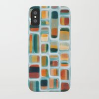 kandinsky iPhone & iPod Cases featuring Color apothecary by Efi Tolia