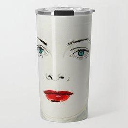 Grace Kelly Travel Mug