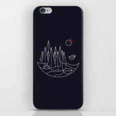 Visit Utopia iPhone & iPod Skin