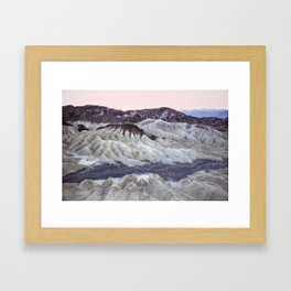 Little People, Big Places 4 (series of 4) Framed Art Print