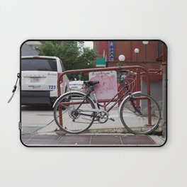 Chinatown bike Laptop Sleeve