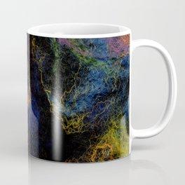 Abstract Nebula K3 Coffee Mug