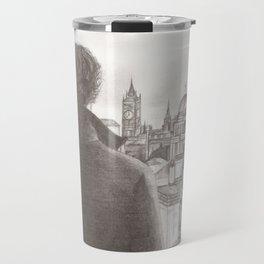 Sherlock's London Travel Mug