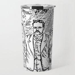 Charles Fort Travel Mug