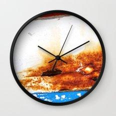 Leaned Wall Clock