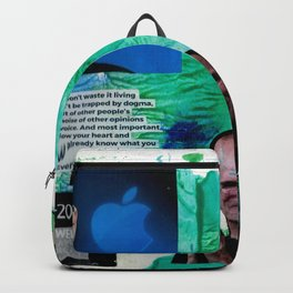 Steve Jobs Backpack