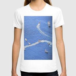 Amalfi coast, Italy 3 T-shirt