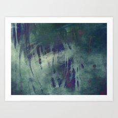 α Lanx Australis Art Print