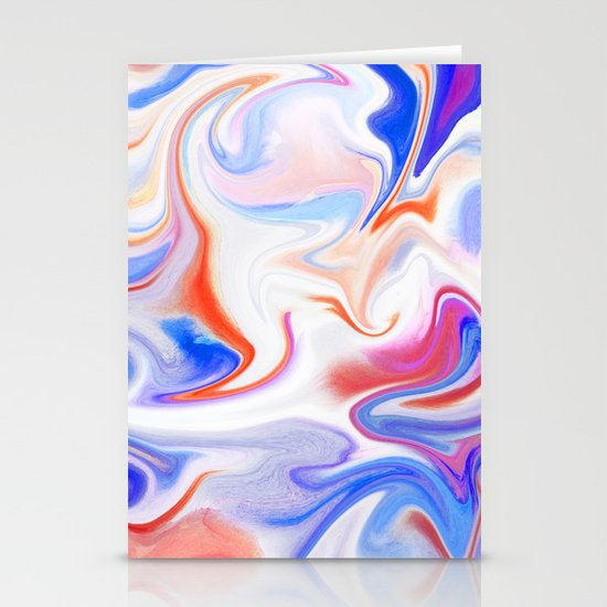 Liquid 1 Stationery Cards