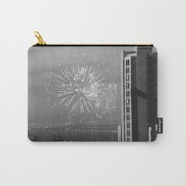 Moring Stars Carry-All Pouch