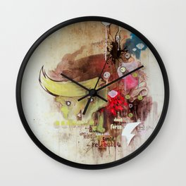 re lie able Wall Clock