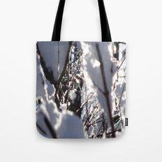 Glitter Reeds Tote Bag