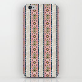 Boho Basic 3 Beige iPhone Skin
