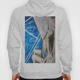 Pool girl 3 Hoody